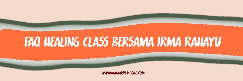 healing class bersma